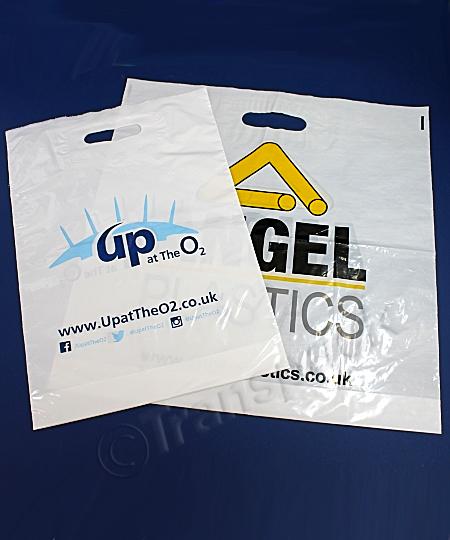 Custom Carrier Bags