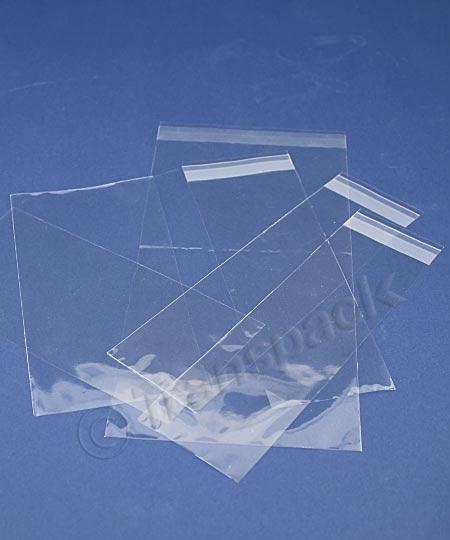 Custom Cellophane Sheets & Sleeves