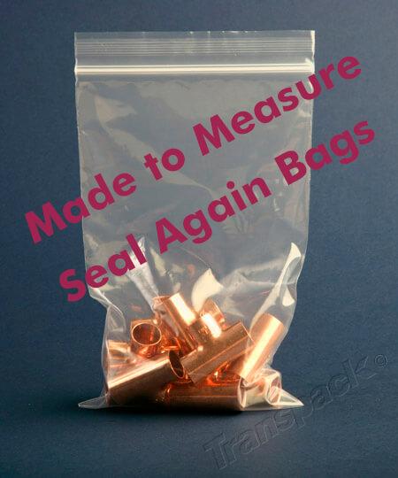 Bespoke Resealable Bags