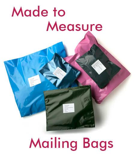 Bespoke Postage Bags