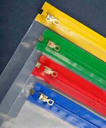 Clear Plastic School Book Bags - Transpack Supplies