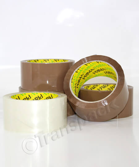 Plain Packaging Tapes