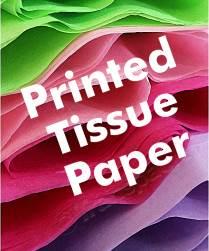 Bespoke Tissue Paper Printing