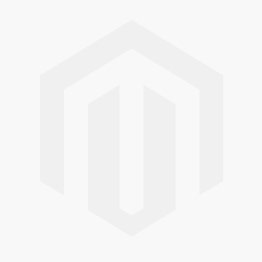 Vintage Ribbon Stitched Grosgrain - Red/White Stitch 15mm 4m