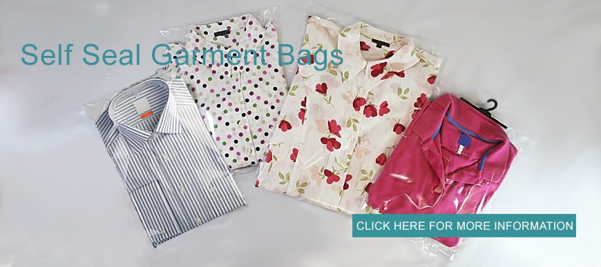 Self-Seal-Garment-Bags