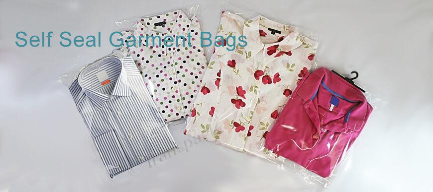 Self-Seal-Garment-Bags