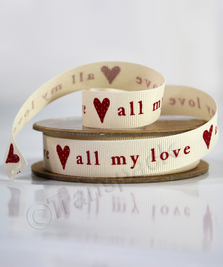 Valentine Ribbons
