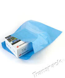 Blue Opaque Mailing Bags