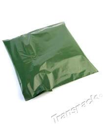 Dark Green Mailing Bags