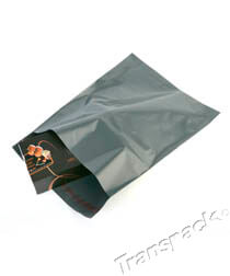 Black & Grey Opaque Mailing Bags