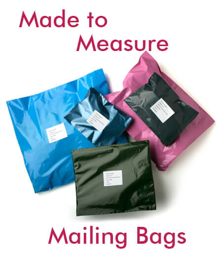 Custom Mailing Bags