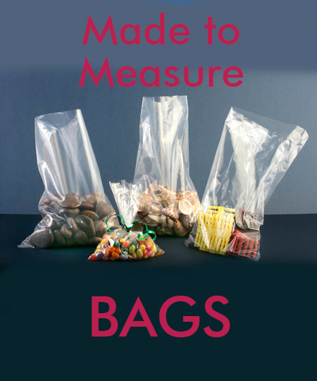 Custom & Printed Polythene Bags