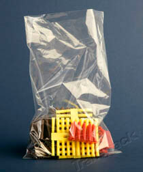 Clear Light Duty Polythene Bags 100g