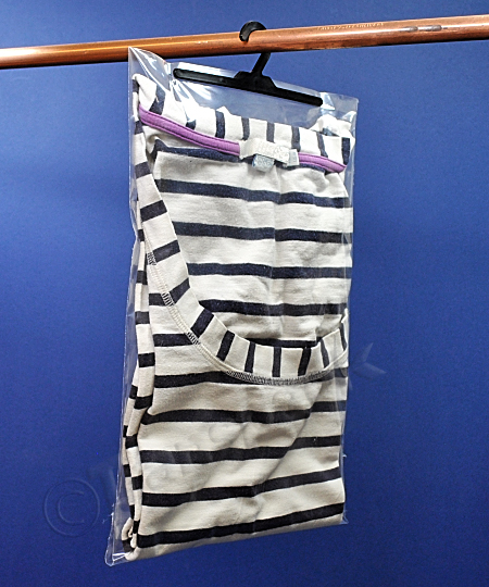 Garment Bags with Hook