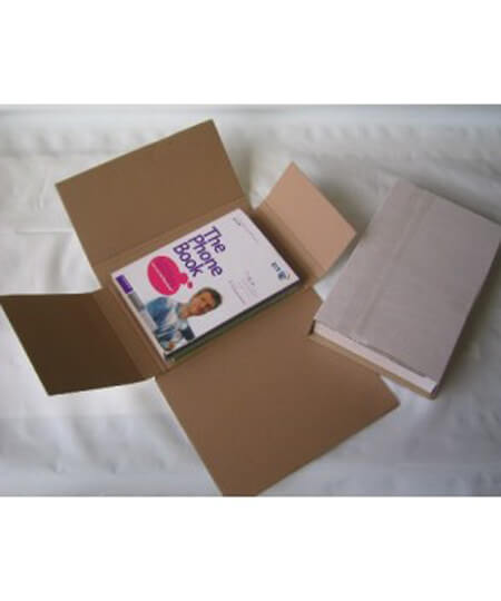Book & CD Boxes
