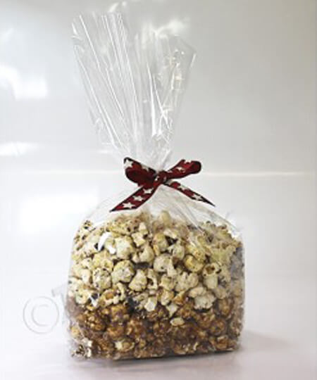 Gusseted Cellophane Gift Bags