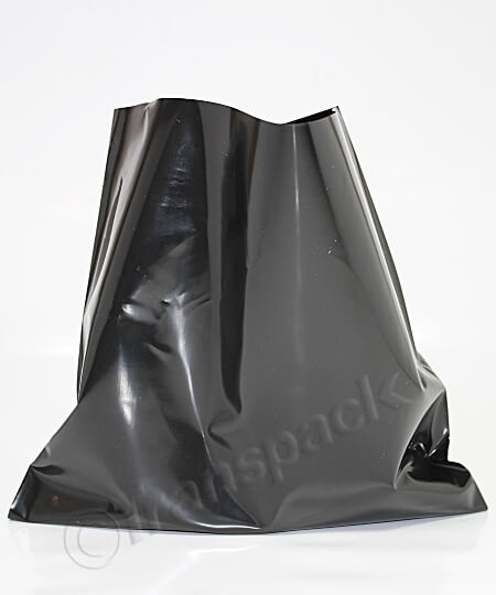 Black Poly Bags