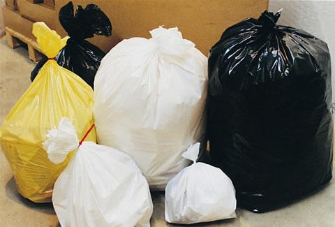 Bin Liners & Waste Sacks