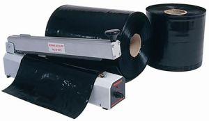 Black, Heavy Duty Layflat Black Layflat 500g 24in 600mm
