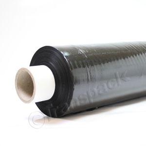 Pallet & Bundling Stretch Film Black Heavy Duty Stretchfilm 23mic 500mm x 250M