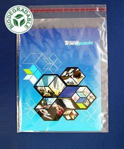 Biodegradable Clear Mailing Envelopes Clear Mailers C4 230 x 330mm