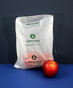 Compostable Packing Bags - 80g - 200x250mm