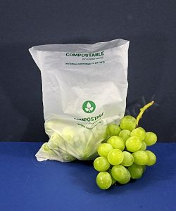 Compostable Packing Bags - 80g - 150x200mm