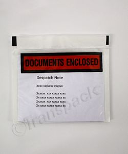 Document Envelopes Printed (A7) 95 x 120