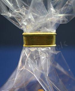 Metallic Bag Clip Gold