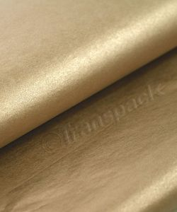 Metallic Gold Tissue