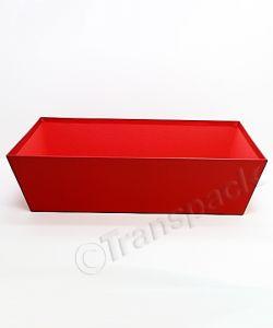 Hamper Tray medium red