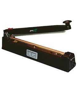 Heat Sealers Impulse Sealer With Cutter - 400mm