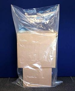 Clear Heavy Duty Polythene Bags 400g 900mm x 1500mm