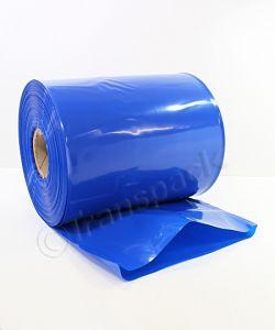 Coloured Heavy Duty Layflat Tubing Blue Layflat Tubing H/duty 12in 305mm