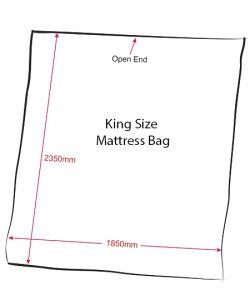 Mattress Bag King Size