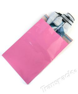Bright Pink Mailing bags Pink Mailing bag 250 x 350mm
