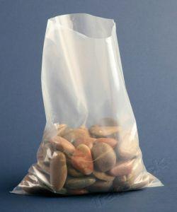 Clear Heavy Duty Polythene Bags 400 g Poly Bags H/D 762 x 1270