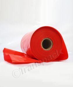 Red Layflat Tubing