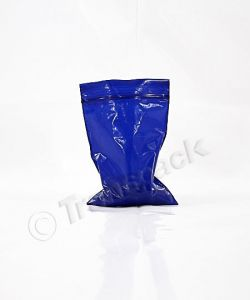 Seal-Again Coloured Bags 3.5 x 4.5ins Blue