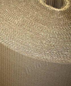 Corruagted Cardboard Roll - Singled faced 650mm x 75m