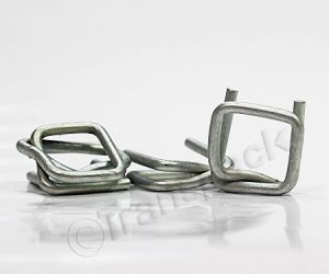 PP Strapping and accessories 12mm Metal Buckles For 12mm Pp Strapping box/1000