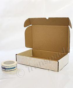 Self-locking Carton 345 x 222 x 70mm