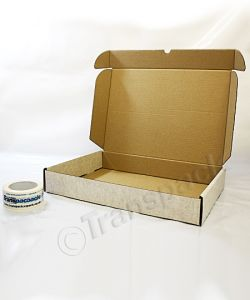 Self-locking Carton 470 x 330 x 70mm